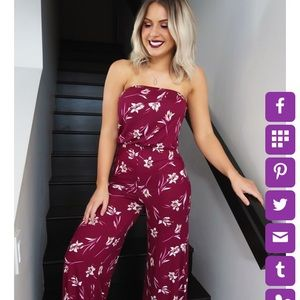 Small Shophopes jumpsuit